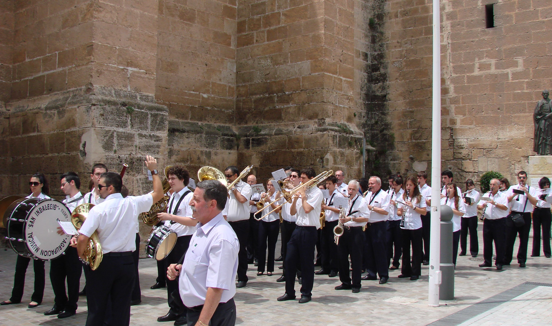 Banda San Indalecio